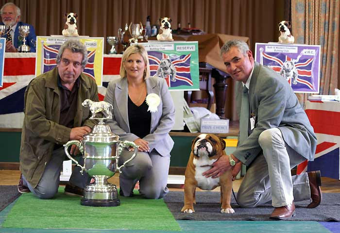 UK CH ROLEX OCOBO(top dog UK 2005) wins CRUFTS DOG SHOW most prestigious dog show in the world